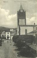Madeira - Rua Do Aljube E Catedral - Madeira