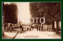 PHOTO MORANGIS Retour Des Tranchées - France