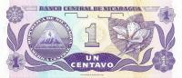 NICARAGUA 1 Centavo ** UNC** - Nicaragua