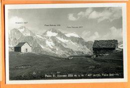 LIPP217, Passo St. Giacomo, Acqua Valle Bedretto, Pizzo Rotondo, Pesciora, Khüboden, 831, Non Circulée - TI Tessin