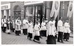 PROZESSION Umzug In Wien, Fotokarte Um 1935? - Ereignisse