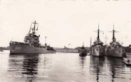 DEN HELDER - Marine Vaartuigen, Gel.1959 - Den Helder