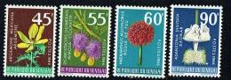 1966  Fleurs ** - Senegal (1960-...)