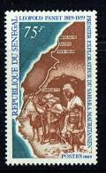 1969  Léopold Panet, Explorateur Carte  * * - Senegal (1960-...)