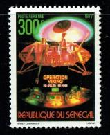 1977  Expédition Viking Sur Mars - Espace ** - Senegal (1960-...)
