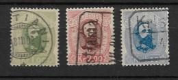 1878 USED Norge, Gestempeld - Norway