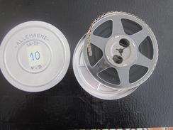 1956-57 MILITARIA BOBINE FILM KODAK N & B 8 Mm MILITAIRES PARACHUTISTES FRANCAIS EN ALLEMAGNE RASTATT,23° Régiment Génie - Bobines De Films: 35mm - 16mm - 9,5+8+S8mm