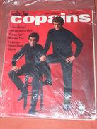 SALUT LES COPAINS  MARS 1965  N 32 /  JOHNNY CONTRE ELVIS - FRANCE GALL - MICHELE TORR JAMES BOND - ADAMO - DICK RIVE - Musique
