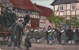Germany Gruss Aus Der Schwalmstadt Schwaelmertanz