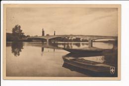 Carte De Chissay En Touraine  Le Pont  ( Recto Verso ) - France