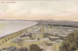 New Zealand Napier Panorama
