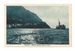 Capri - Marina Grande Vista Di Notte - Altri