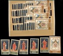 1102/1107 **     Séries Toison D´Or  Gulden Vlies    Postfris  Cote 13,50 Euros - Belgien