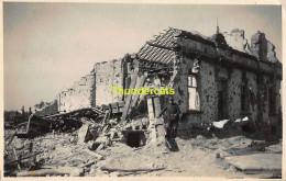 OUDE ALBUMINE FOTO NIEUWPOORT OORLOG 1914 1918 ANCIENNE PHOTO NIEUPORT GUERRE 14-18 - Guerre, Militaire