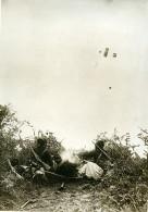 France Pionnier De L'Aviation Manoeuvres Militaires Infanterie Ancienne Photo Rol 1912 - Aviation