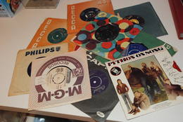 1950-1970y, 11 X Records - Music Collection VINTAGE England, Wholesale - Vinyl Records