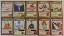 Gangan Versus  : 10 Japanese Trading Cards - Trading Cards
