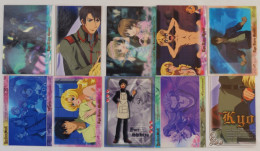 Kyou Kara Maou!  : 10 Japanese Trading Cards - Trading Cards