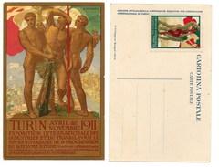 TORINO ESPOSIZIONE INTERNAZIONALE 1911 #17 - Non Classificati