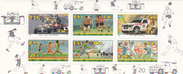 South Africa 1992 Sports Miniature Sheet MNH - Stamps