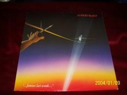 SUPERTRAMP   ° FAMOUS LAST WORDS - Vinyl Records