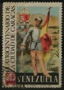 VENEZUELA 1967 Airmail - The 400th Anniversary Of Caracas. USADO - USED. - Venezuela