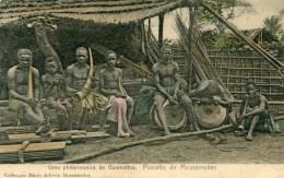 ANGOLA(TYPE) MUSICIEN - Angola