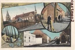 MOORSLEDE MULTIVUES ATTELAGE DE CHIEN METIER EGLISE BELGIQUE - Moorslede