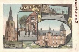 LANGEMARCK MULTIVUES BELGIQUE - Langemark-Poelkapelle