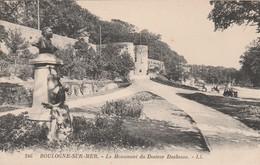 - BOULOGNE SUR MER - LE MONUMENT DU DOCTEUR DUCHESNE - Monuments