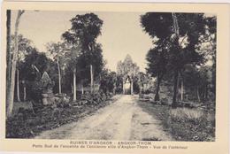 ASIE,ASIA,INDOCHINE FRANCAISE,CAMBODGE,ANGKOR-VAT,cité Impériale Religieuse Khmère,TEMPLE,photo Nadal - Cambodia