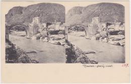Bosna I Hercegovina - Mostar (Stereoskopie) 1901 - Bosnien-Herzegowina