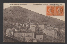 DD / 34  HERAULT / FERRALS / VUE GENERALE CÔTÉ SUD / CIRCULÉE EN 1922 - France