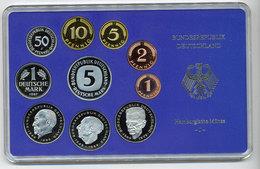 DM Kursmünzen PP   1987  F - [ 7] 1949-…: BRD