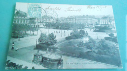 76LE HAVREN° DE CASIER964 YCIRCULE - Le Havre