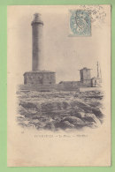 PENMAR'CH : Le Phare. Dos Simple. Penmarch. 2 Scans. Edition ND