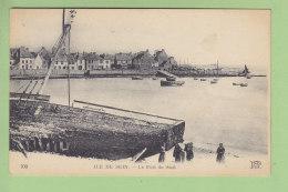 ILE DE SEIN : Le Port Du Sud. 2 Scans. Edition ND - Ile De Sein