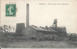 CARVIN -  FOSSE N04 DES MINES D OSTRICOURT - France