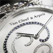 ~ CATALOGUE MONTRE ET BIJOUX VAN CLEEF & ARPELS - Richemont Bague Montre Collier Bijouterie Luxe Place Vendome - Jewels & Clocks