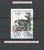 1988  N° 2542 BLAIREAU  OBLITÉRÉ - Varieties: 1980-89 Used