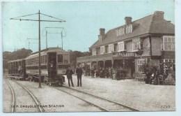 I.O.M. - Groudle Tram Station - Isle Of Man