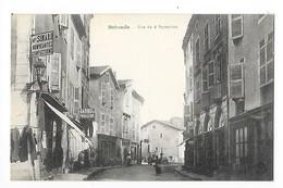 BRIOUDE  (cpa 63)  Rue Du 4 Septembre -     - L 1 - Brioude