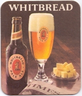 #D129-080 Viltje Whitbread - Sous-bocks