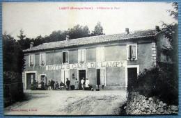 LAMPY (MONTAGNE NOIRE) - L'HOTEL ET LE PARC - Frankreich