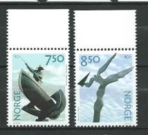 Norway 2002 Modern Art.MNH - Norwegen