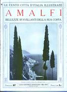 AMALFI - Bellezze Sfavillanti Della Sua Costa  - Anni ´20 - Historische Dokumente