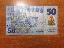 Nigeria 50 Narayra - Nigeria
