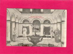 88 VOSGES, BAINS-LES-BAINS, Intérieur Des Bains Romains, Animée, 1908, (Homeyer & Ehret) - Bains Les Bains