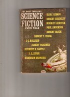 THE  MOST  THRILLING  SCIENCE  FICTION  --  AVEC  ISAAC  ASIMOV  --  N° 2  --  1966  --  162  PAGES........ - Livres, BD, Revues