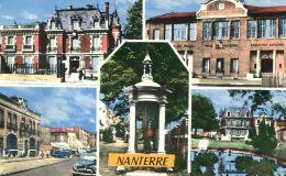 N°52061 -cpsm Nanterre -multivues- - Nanterre